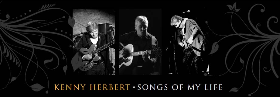Kenny Herbert - Songs of my life