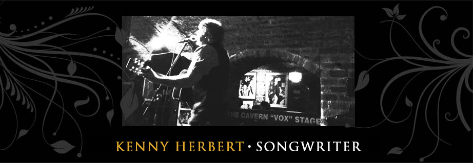 Kenny Herbert - Songwriter